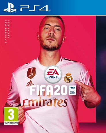 FIFA 20 Liga 1 Romania - joc impecabil consola Playstation 4 PS4 PS5