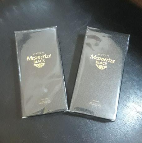 Vând parfum Mesmerize Black 100 ml