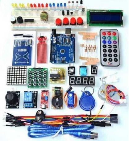 Arduino Starter Kit - нова версия
