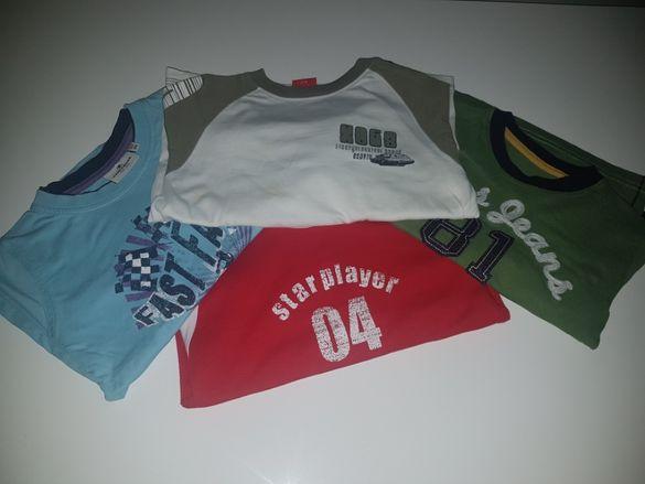 Маркови блузки -Nike,Tom Tailor,Guess,Esptit