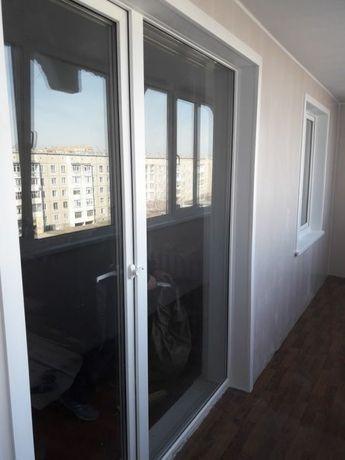 Пластиковые окна  Обшивка и Утепление Балконов