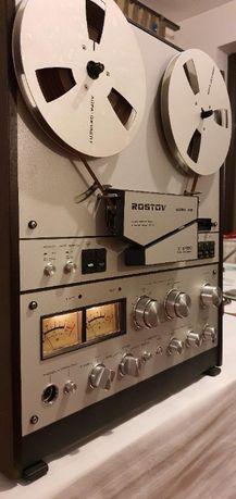 Magnetofon Rostov 105 ca nou, Kasthan Tesla