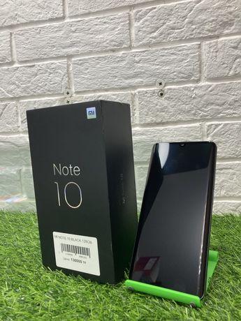 Mi note 10 black 128gb