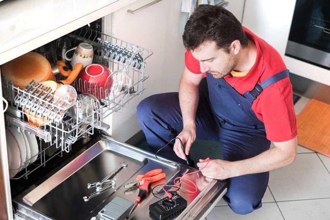 Ремонт посудомоечных, стиральных сушильных машин, сервис мастер на дом