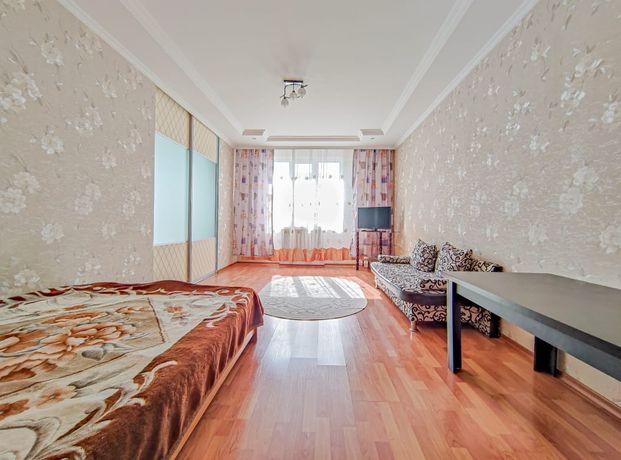 Сдается 1 комнатная чистая квартира посуточно на Сатпаева 23/1