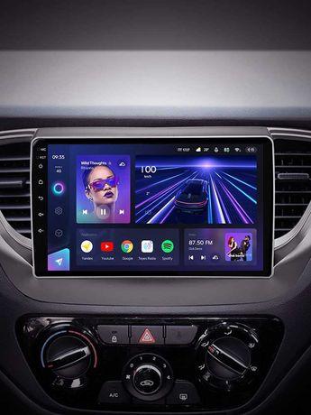 Автомагнитола Теес Hyundai Accent 2017+ Android