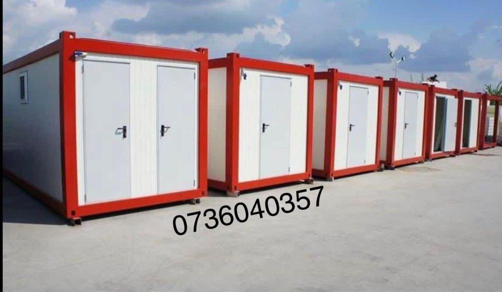 Producator containere modulare container santier birou vestiar vitrina Cluj-Napoca - imagine 1