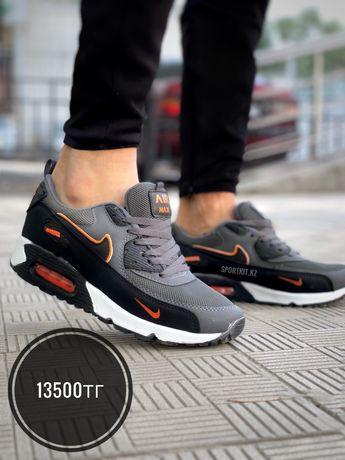Крос Nike 99 чер сер оранж