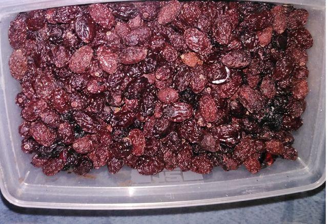 Coarne-fructe uscate, frunze si scoarta de corn