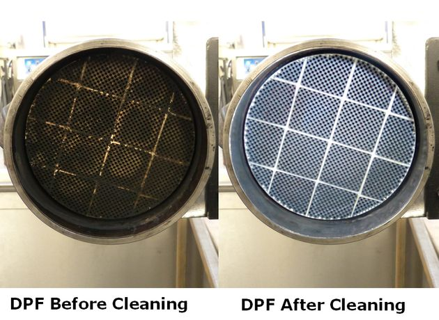 Solutie curatat filtru particule.Curatitor filtru particule46kg.Import