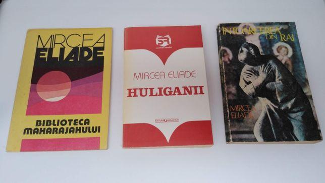 Mircea Eliade Biblioteca Maharajahului Huliganii Intoarcerea din rai