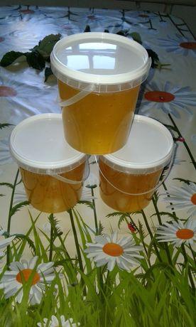 Мёд.Разнотравный.