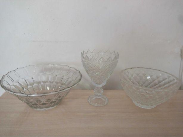Салатники, вазочки разные см.фото