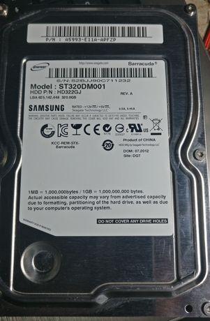 HDD Samsung 320 GB SATA PC nu laptop