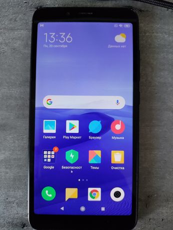 Продам б/у телефон, Xiaomi redmi 6 32gb