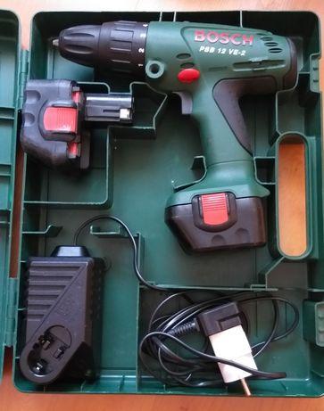 Винтоверт Bosch PSB 12 VE-2