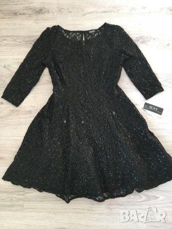 Нова рокля с пайети
