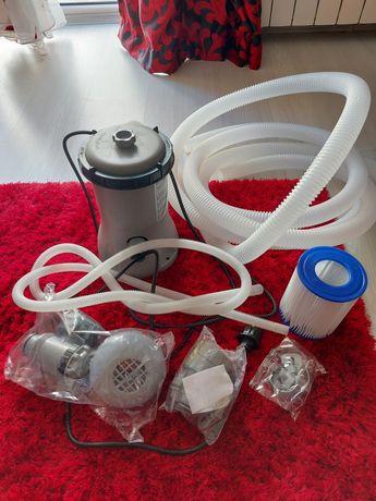 Pompa de recirculare apa + filtru