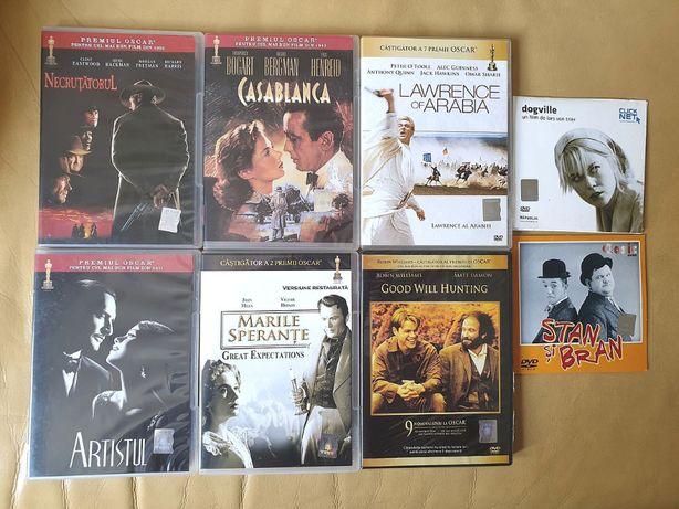 Vand/Schimb Colectie 8 DVD-uri Filme de Oscar
