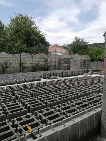 Boltari de beton H