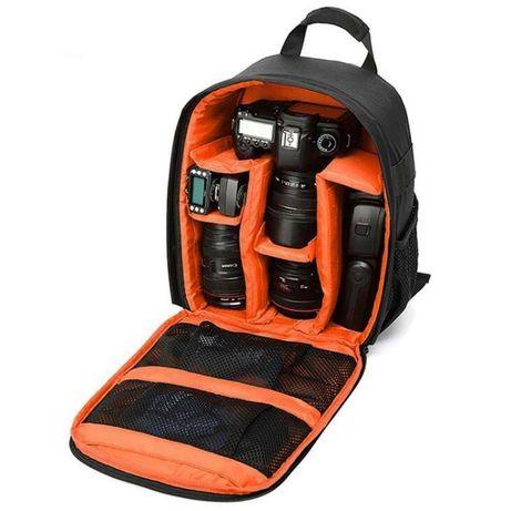 Фотографска раница за DSLR фотоапарати и обективи