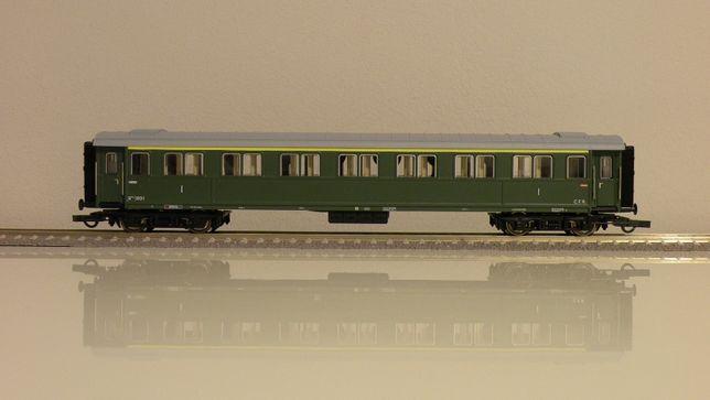 Vagon de calatori CFR clasa 1 tip italian, Breda, Aafld, ep. III