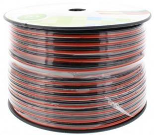 cablu difuzor 2x4 cablu boxe 2x4 cablu boxa cablu rosu negru