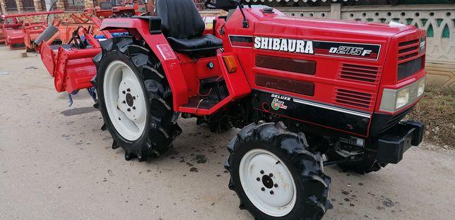Tractor japonez Shibaura P21F impecabil