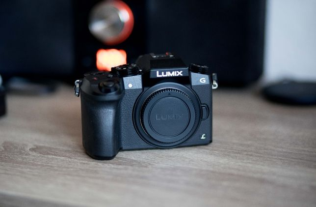 Panasonic G7 in stare f buna