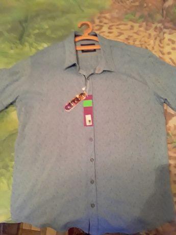ПРОДАМ рубашку мужскую размер