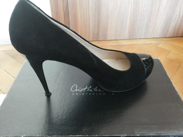 Pantofi Musette (Cristhelen B)/38