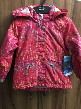 Новая финская Деми куртка TOKKA TRIBE, 98+6 см
