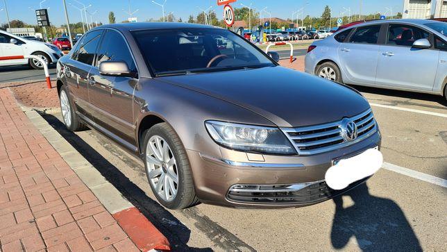 VW Phaeton Exclusive
