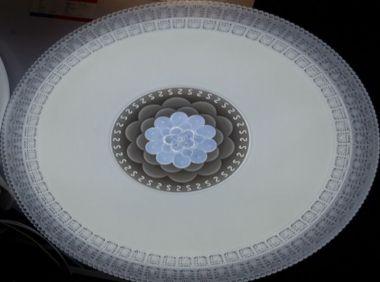 Corp de iluminat cu LED, aplicabil, pentru interior, 220V/24W