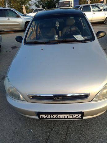Автомобиль Киа рио