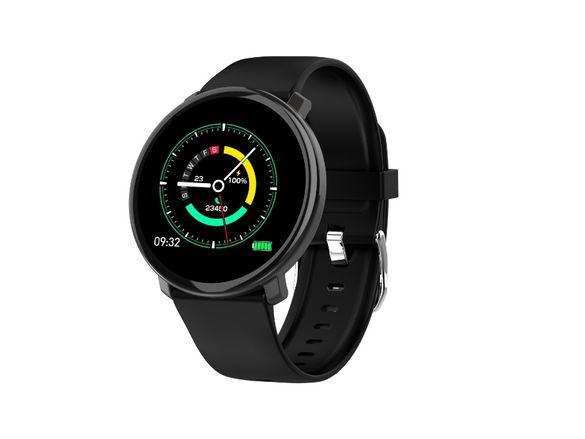 Разопаковани PowerLocus Smartwatch / Фитнес гривна / Сензорен дисплей