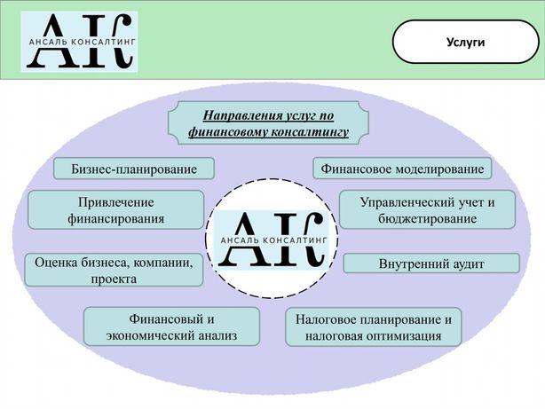 Профессионально - бизнес-планы, ТЭО, финансовые модели, бюджеты