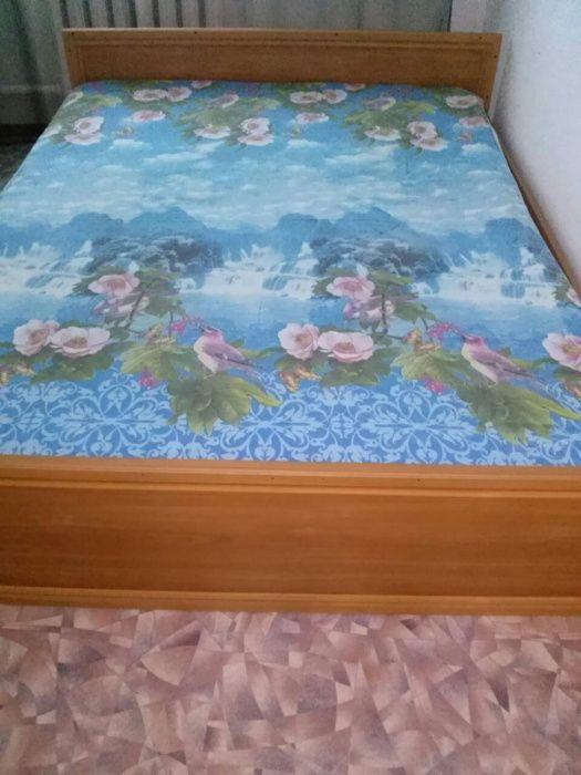 Продам двуспальную кровать Бестамак - сурет 1