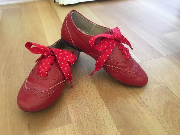 Кокетни обувки с връзки NEXT
