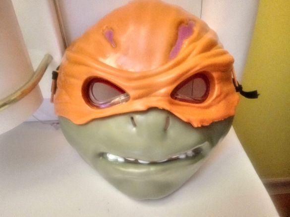 Светеща маска Коруба и лента