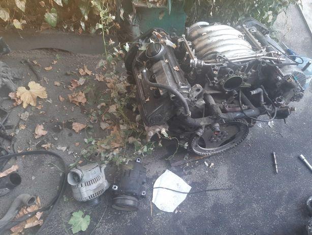 Двигатель Ауди А6 С5 1997г 2.4л