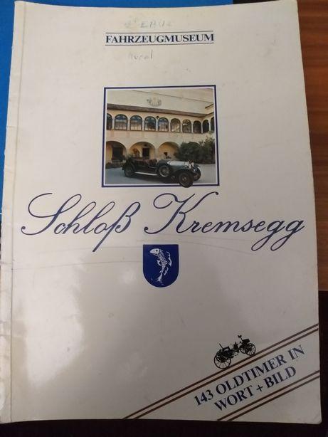 Album Castelul Kremsegg - Muzeu de vehicule