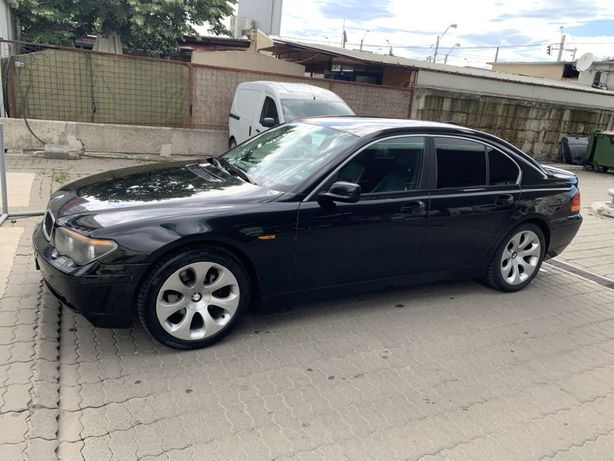BMW 730i Benzina+GPL