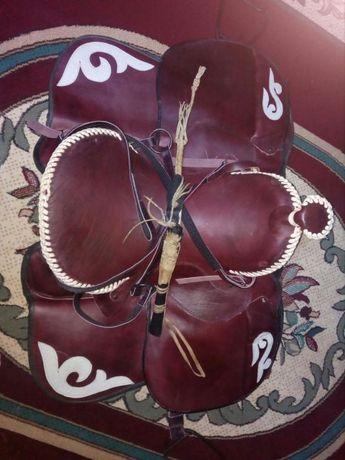 Камшы из касули в подарок седло