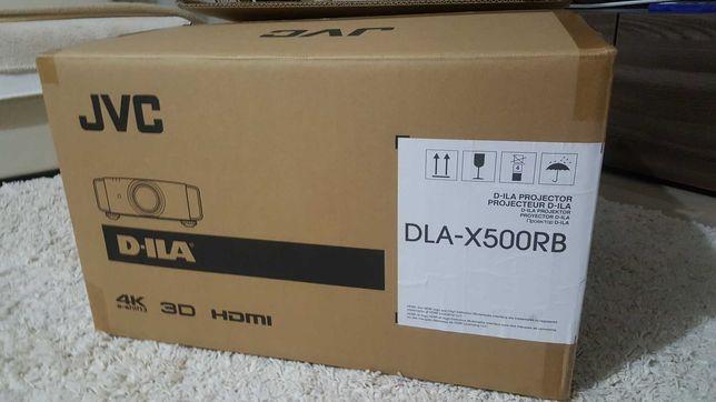 Videoproiector JVC D-ILA 500R 3D 4K