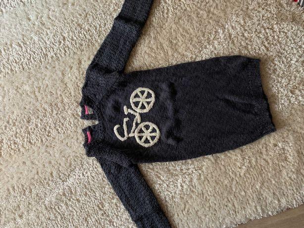 Rochie tricotata fete NEXT