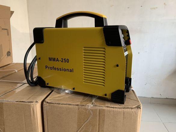 Електрожен 250 Ампера/ Професионален/ Инверторни Електрожени