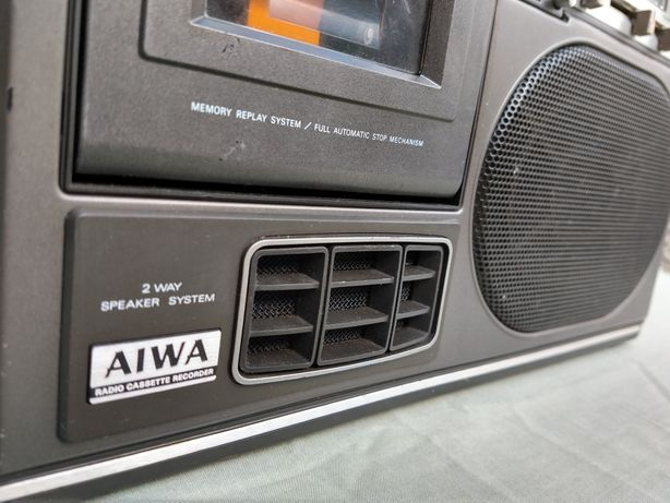 Aiwa TPR-300A Boombox