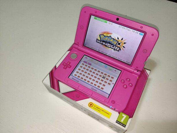 Consola Nintendo 3DS XL NOUA Modata Card 32 GB Pokemon Mario Zelda