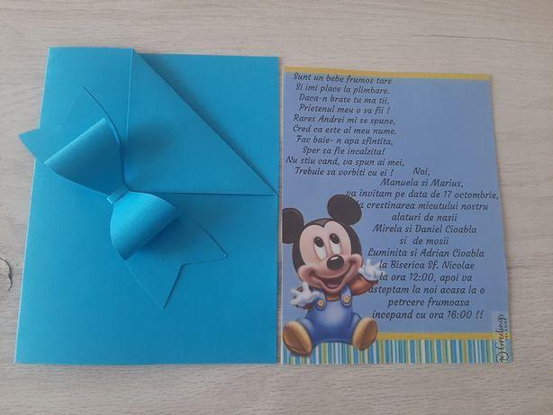 Invitatii si accesorii personalizate pentru petreceri